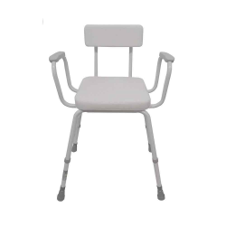 F21541_1_Malvern_Vinyl_Seat_Perching_Stool_With_Padded_Arms_Padded_Back