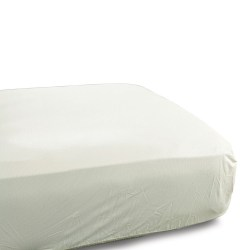 Queen Plastic Fitted Sheet - 3056
